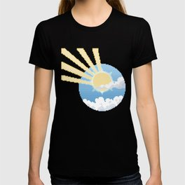 Shooting Sunbeams T-shirt