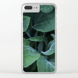 Green guerrilla! Clear iPhone Case