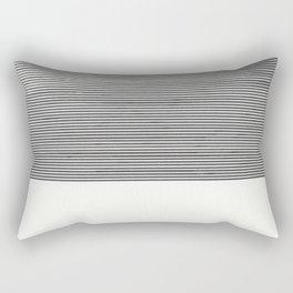 Cloud Diagram Rectangular Pillow