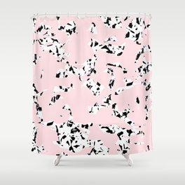 pattern no. 5 / milk & chocolate & strawberry Shower Curtain