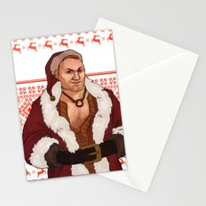 Very Merry Varric Stationery Cards