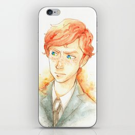 Endeavour iPhone Skin