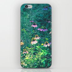 Flowers of the Field iPhone Skin