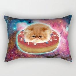 Donut's Cat Rectangular Pillow