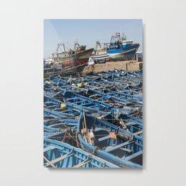 Morocco 48 Metal Print