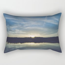 Epic Sunset Rectangular Pillow