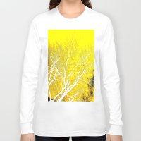 vertigo Long Sleeve T-shirts featuring Vertigo by Christina Perez