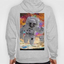 Cosmic Galaxy Astronaut Hoody