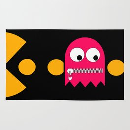 Pacman - The Ghosts - Pinky Rug