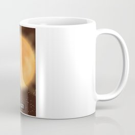 Tau Ceti space art poster. Coffee Mug