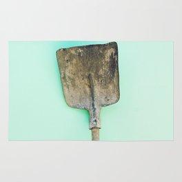 Shovel Rug