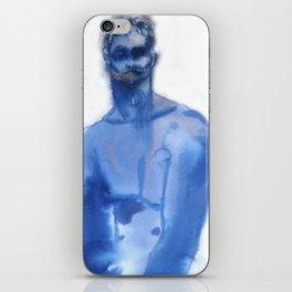 Blue Boy iPhone Skin