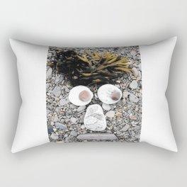 """EPHE""""MER"""" # 185 Rectangular Pillow"""