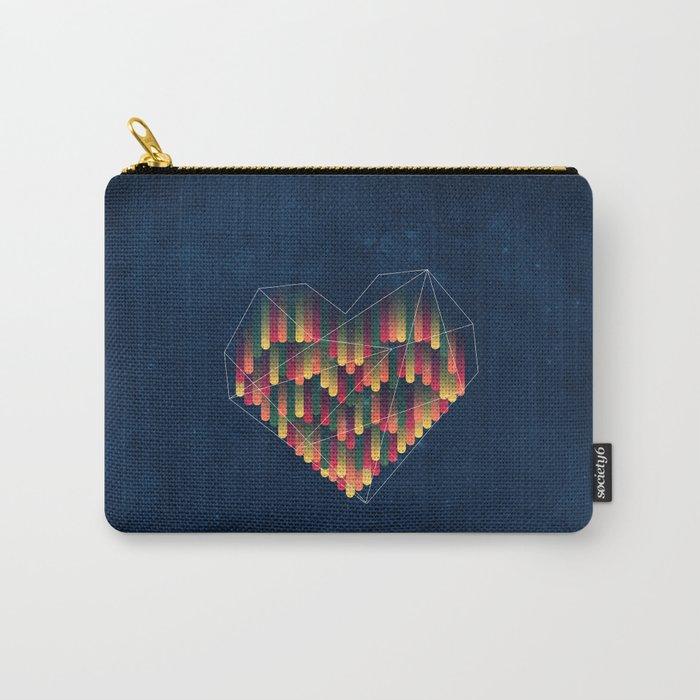 Interstellar Heart II Carry-All Pouch