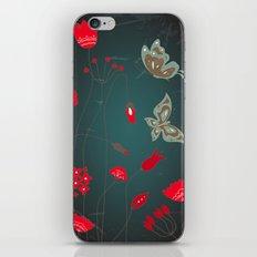 Tatemae Japanese Green iPhone & iPod Skin