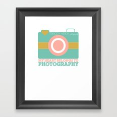 Tracey Krick Photography Framed Art Print