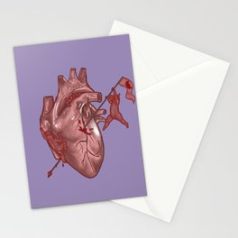 Pandemonium of the Heart Stationery Cards