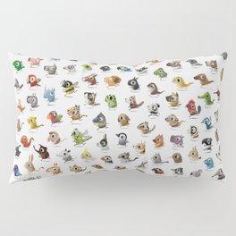 Marathon Animals Pillow Sham