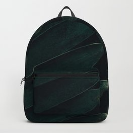 Green Leaves Backpack