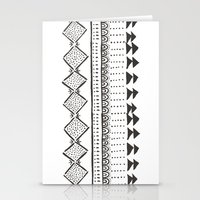 mexico Stationery Cards featuring Mexico by Marta Li