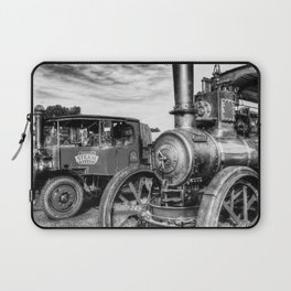 Steam Lorry And Traction Engine Laptop Sleeve