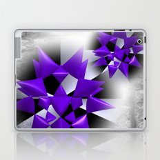 Les fleurs de la mathématique -8- Laptop & iPad Skin