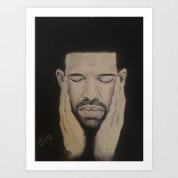 OVO Art Print