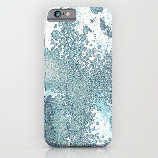 Aqua Sprawl iPhone & iPod Case