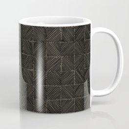 Ink Stitch: Smokey Quartz (medium) Coffee Mug