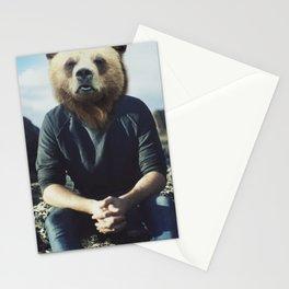 Bear Brains Stationery Cards