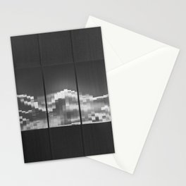 Waves Beyond the Surface Stationery Cards