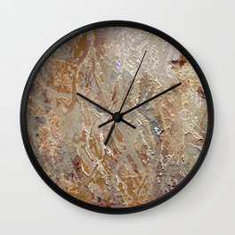 Tangled Branches Wall Clock