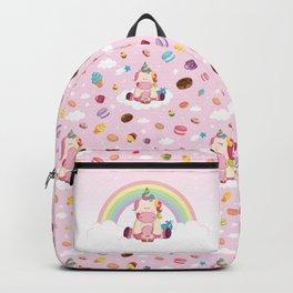 Unicorns made me do it! Backpack