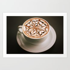 Hot Chocolate Done Right Art Print