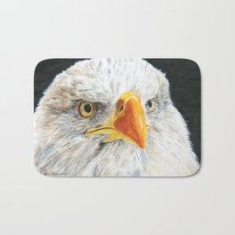 Bald Eagle by Teresa Thompson Bath Mat