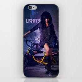 Lightscycle iPhone Skin