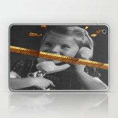 Golden Baby Laptop & iPad Skin