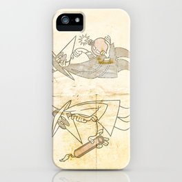 Spy vs. Spy iPhone Case