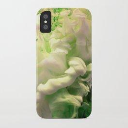 Green envy iPhone Case
