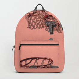 over the rime Backpack