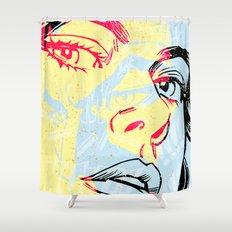 D. 01 Shower Curtain
