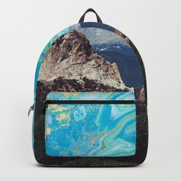 night mountains  Backpack