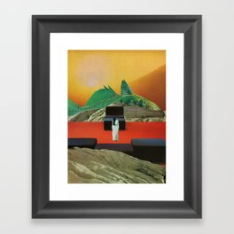 Year of the Fish Framed Art Print