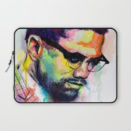 Malcolm X Laptop Sleeve