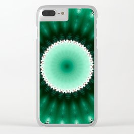 Some Other Mandala 343 Clear iPhone Case