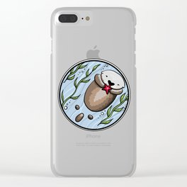 Significant Otter Clear iPhone Case