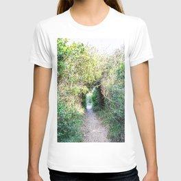Seacoast of Adriatic Sea in Salento Italy T-shirt