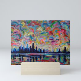Urban Dreams Mini Art Print