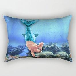 Merman Derek Rectangular Pillow