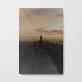 Empire State Building - NYC Metal Print